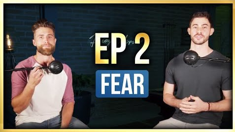 Dealing with Fear,  Embracing Trust, Ayahuasca, and Self Care- FYF EP2