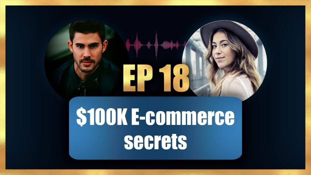 E-Commerce Secrets: $100k+ a Month Etsy Store with Hannah Gardner-Face Your Freedom EP18